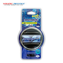 Mentos น้ำหอมติดช่องแอร์เหลี่ยม MNT 500 Fresh Mojito