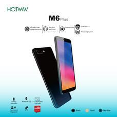 Hotwav รุ่น M6Plus หน้าจอ 5.5