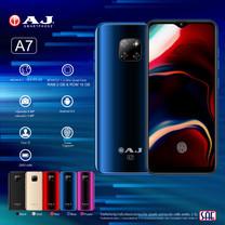 AJ Smartphone รุ่น A7 รองรับ 4G หน้าจอหยดน้ำ 6.1 นิ้ว 2GB Ram 16GB Rom