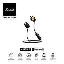 MARSHALL หูฟัง MINOR II -BLACK