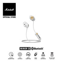 MARSHALL หูฟัง MINOR II - WHITE