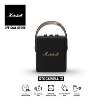 [Pre-Order] MARSHALL ลำโพง STOCKWELL II - BLACK & BRASS