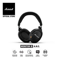 MARSHALL หูฟัง MONITOR II ACTIVE NOISE CANCELLING - BLACK