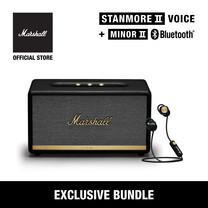 ลำโพง Marshall Stanmore II Voice [Free Marshall Minor II BT]