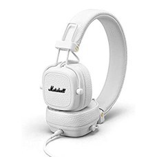 MARSHALL หูฟัง MAJOR III WIRED - WHITE