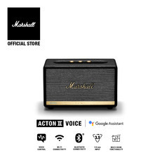 MARSHALL ลำโพง ACTON II VOICE with Google Assistant