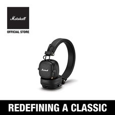 หูฟัง MARSHALL MAJOR III BLUETOOTH BLACK