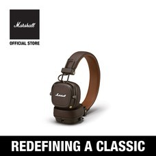 หูฟัง MARSHALL MAJOR III BLUETOOTH BROWN