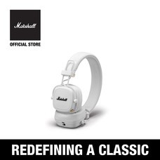 หูฟัง MARSHALL MAJOR III BLUETOOTH WHITE