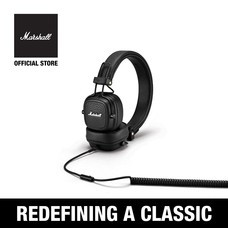 หูฟัง MARSHALL MAJOR III WIRED BLACK