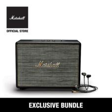 Marshall Bundle Woburn Black + Mode EQ Black&Brass