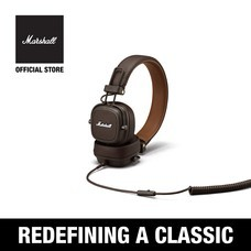 หูฟัง MARSHALL MAJOR III WIRED BROWN