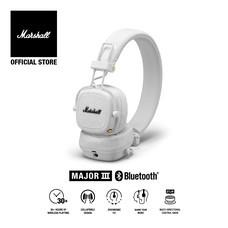 MARSHALL หูฟัง MAJOR III BLUETOOTH - WHITE