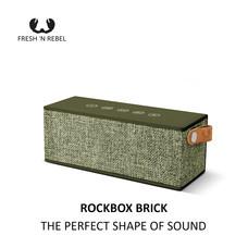ลำโพงบลูทูธ Fresh 'n Rebel Rockbox Brick - Army