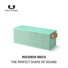 ลำโพงบลูทูธ Fresh 'n Rebel Rockbox Brick - Peppermint