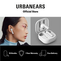 [พร้อมส่ง] Urbanears Alby Dusty White