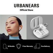[พร้อมส่ง] Urbanears Luma Dusty White