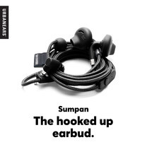 หูฟัง Urbanears รุ่น Sumpan - Black