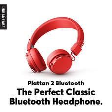 หูฟัง On-Ear Urbanears รุ่น Plattan 2 Bluetooth - Tomato