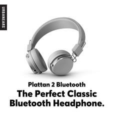 หูฟัง On-Ear Urbanears รุ่น Plattan 2 Bluetooth - Dark Grey