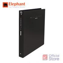 Elephant ตราช้าง แฟ้มโชว์เอกสาร สีดำ 774A4