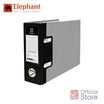 Elephant ตราช้าง แฟ้มสันกว้าง 121A5 ดำ