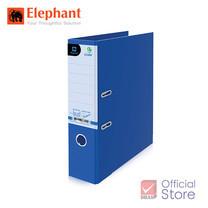 Elephant ตราช้าง แฟ้มสันกว้าง 2100F4 น้ำเงิน