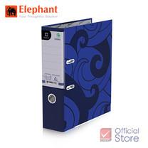 Elephant ตราช้าง แฟ้มสันกว้าง 120A4 น้ำเงิน