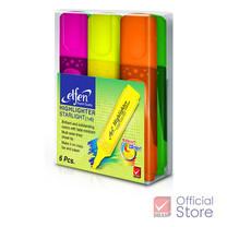 Elfen เอลเฟ่น ปากกาเน้นข้อความสตาร์ไลท์ คละสี