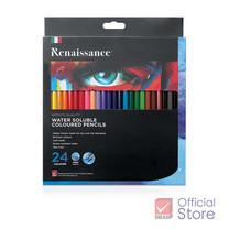 Renaissance เรนาซองซ์ ดินสอสี ระบายน้ำ 24 สี