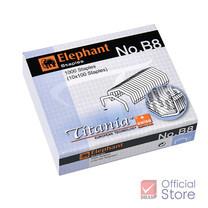 Elephant ตราช้าง ลวดเย็บกระดาษไททาเนีย No.B8