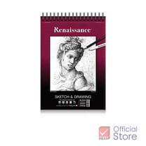 Renaissance&Fabriano สมุดสเกตช์ A4 (ร้อยลวด) R701