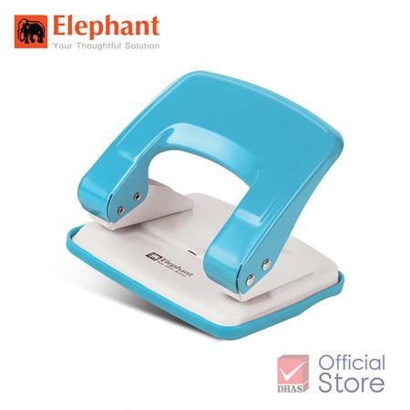 Elephant ตราช้าง เครื่องเจาะกระดาษ ตราช้าง เบอร์ DP-600 คละสี