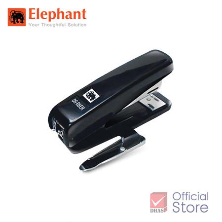Elephant ตราช้าง เครื่องเย็บกระดาษ เบอร์ DS-B8 ER (คละสี)