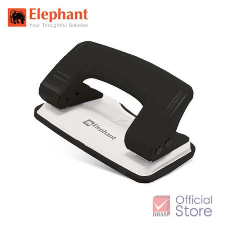 Elephant ตราช้าง เครื่องเจาะกระดาษ เบอร์ DP 480 คละสี