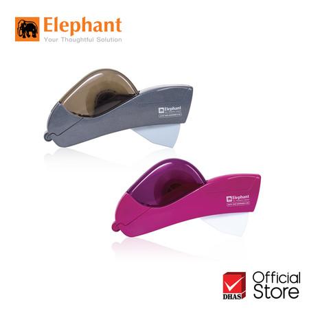 Elephant ที่ตัดเทปอัตโนมัติ A-02 จำนวน 1 ชิ้น (คละสี)