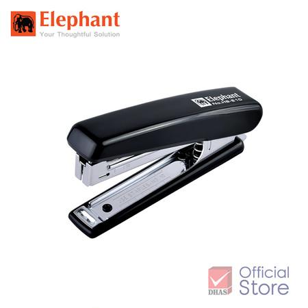 Elephant ตราช้าง เครื่องเย็บกระดาษ เบอร์ HS-E10 (คละสี)