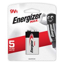 ถ่านอัลคาไลน์ ENERGIZER แม็กซ์ 522-BP1 9V(แพ็ค 1 ก้อน)