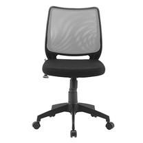 เก้าอี้สำนักงาน Zingular ALICE รุ่น ZR1002 สี เทา/ดำ
