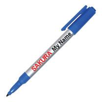 ปากกามาร์คเกอร์ ซากุระ #MyName XYK สีน้ำเงิน
