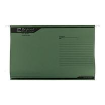 แฟ้มแขวน ตราช้าง 905 F4 สีเขียว(แพ็ค 10 เล่ม)