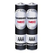 ถ่านพานาโซนิค NEO R03NT/2SL AAA(แพ็ค 2 ก้อน)