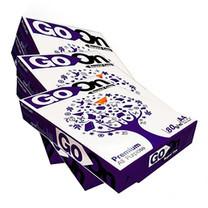 กระดาษถ่ายเอกสาร Go-On 80/500 A4 (กล่อง 5 รีม)