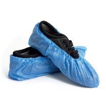 ถุงครอบรองเท้า แบบหนา ฟ้า (PAC 50 คู่)