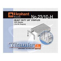 ลวดเย็บกระดาษ ตราช้าง Titania 23/10-H