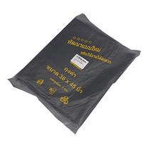 """ถุงขยะ สีดำ 36x45"""" 1 กก."""