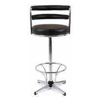 เก้าอี้บาร์ APEX CH-300B สีดำ