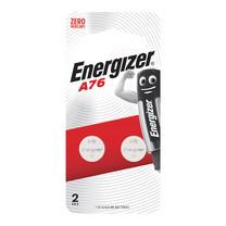 ถ่านกระดุม เอเนอรไจเซอร์ Energizer A76/LR44 (2 ก้อน/แพ็ก)
