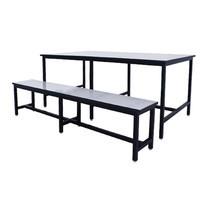 โต๊ะอาหาร APEX สีขาว 180 x 90 x 75 ซม.