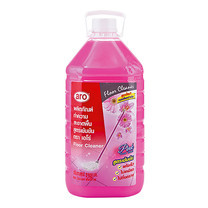 น้ำยาถูพื้นสูตรเข้มข้น ARO สีชมพู ขนาด 5,200 มล.